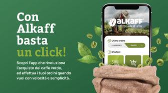 Alkaff: Un app rivoluziona l'acquisto del caffè verde